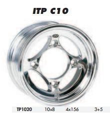 achterwiel ITP QUAD velg aluminium achtervelg