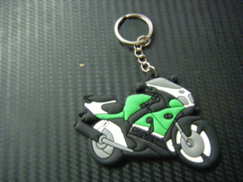 sleutelhangerrubber  Kawasaki
