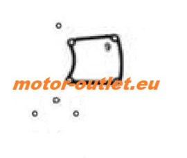 HD 742447 James gasket inspection cover `85-`06 FLT FXR