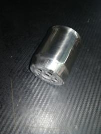 uitlaat  (IN-pipe)  DB killer/katalisator 45 tot 51 mm restrictor