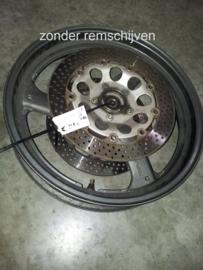 voorvelg Suzuki (type AJG 6)  17x3.00 GSX600/750F/gs500e