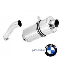 uitlaat Viper BMW R1200GS/Adventure 2010 - 2012