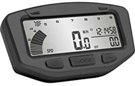 Dashboard Vapor Complete dash black(watertemp sensor)