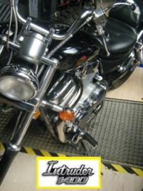 motor te koop: Intruder VS 1400 (VERKOCHT)