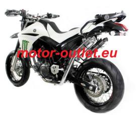 uitlaat RVS linkpijpset (tussenpijpen) set Yamaha XT660R-X