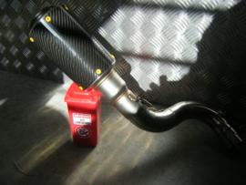 uitlaatdemper VR-Bomb CARBON CBR1000RR fireblade 08-15