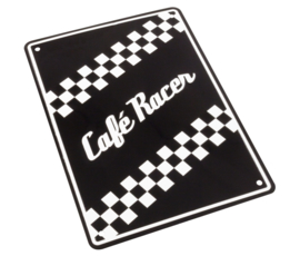 Parkeer Bord   / Parking Signs cafe racer