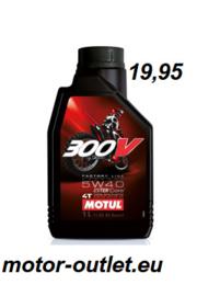 olie  Motul 300V factory line5W40 4T 1L
