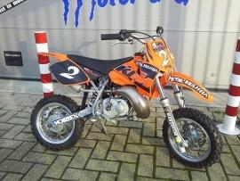 motor te koop: KTM Pro Junior 50  Factory Effex (VERKOCHT)