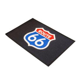 deurmat Route 66 mat