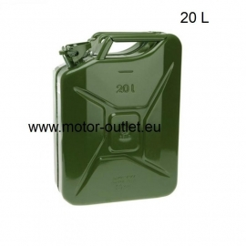 Jerry Can Metaal 20L