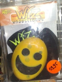 Kneeslider vonken WIZ smiley yellow