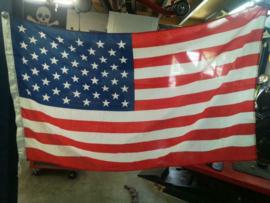 Vlag USA 160x90cm gebr