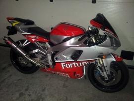 motor te koop: Yamaha R1 Fortuna Replica 1000 (VERKOCHT)