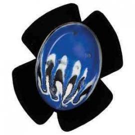 Kneeslider vonken WIZ blauw,wit,zwart