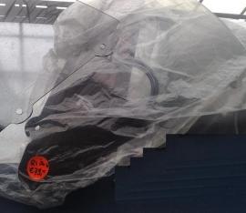 Kuipruit Yamaha R1   04-06 smoke TopLine