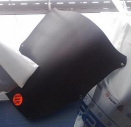 Kuipruit Yamaha yzf600 thundercat mat zwart TopLine