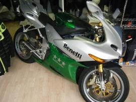 motor te koop: Benelli Tornado TRE900