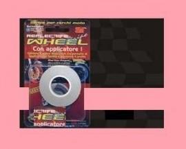 Wheel striping fluo rosè  9mm 3M