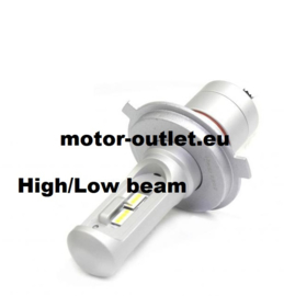 Lamp vervangingslamp  H4 LED V10Plus