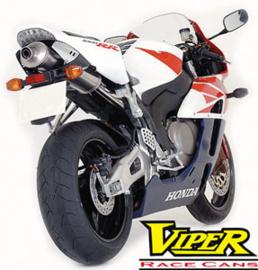 uitlaat systeem  Honda CBR600RR 2009-2013