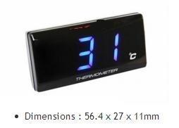 Temperatuurmeter digitaal 0-150graden UNIVERSEEL