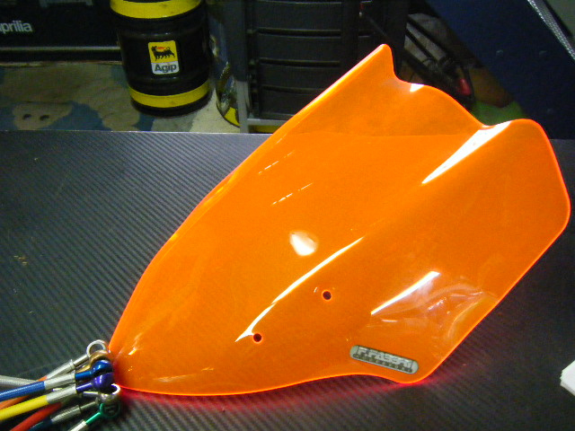 Kuipruit KAWASAKI Z1000 2003-2006 oranje  Fabbri