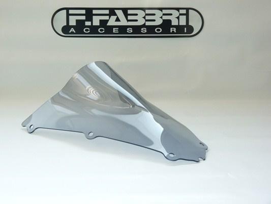 Kuipruit Yamaha R1  98-99 dark smoke Fabbri