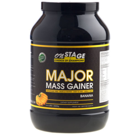 Major Mass Gainer - Onstage Nutrition - 2 kilo
