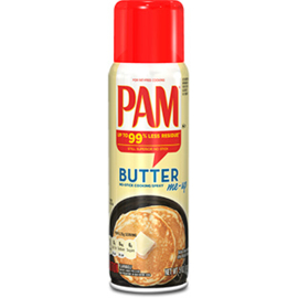 Butter - PAM Cooking Spray - 463 Servings