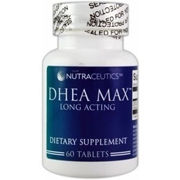 DHEA Max - Nutraceutics - 60 tabs a 25mg