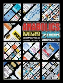 William Llewellyn's Anabolics 2006 [hardcover] - Engels