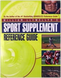 William Llewellyn's Sport Supplement Reference Guide - Engels