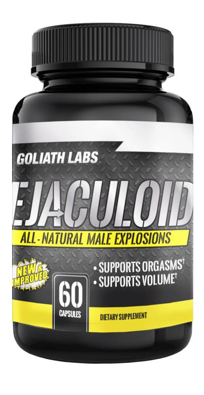 Ejaculoid EU - Goliath Labs - 60 caps