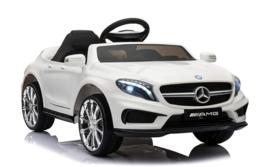 Mercedes GLA45 ///AMG wit  12V + 2.4GHZ  RC , eva , leder (GLA45wt)