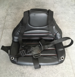 Mercedes GLA45 ///AMG zwart metallic  12V + 2.4GHZ  RC , eva , leder (GLA45zw)