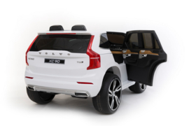 Volvo XC90 , wit  12V ,BT, FM radio , 2.4ghz  Full options (XC90wt)