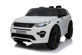land Rover Discovery white      28-5-2021