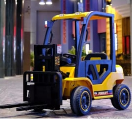 Fork lift yellow       25-5-2021