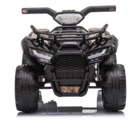 Quad 6V, Champion 5000 zwart, multimedia (JS320zw)