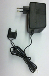 Adapter 6V  accu jeep 1 pers A30 model