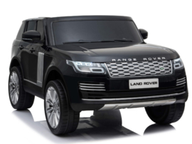 Land Rover HSE autobiography black paint mp4        19-2-2020