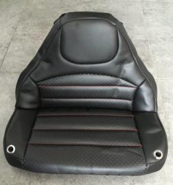 Mercedes GLA45 ///AMG wit  12V + 2.4GHZ  RC , leder (GLA45wt)