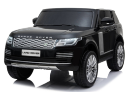 Range Rover Autobiography HSE , Mp4 TV, 2 zitter, 4WD, zwart metallic, BlueTooth, FM radio,Leder Look, rubberbanden, 2.4ghz RC  (RR-999zw))