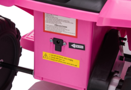 Quad 6V, Champion 5000 roze, multimedia (JS320pk)