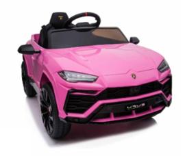 Lamborghini  Pink  12V   25-8-2020