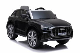 Audi Q8 black paint         19-8-2020