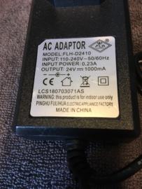 Adapter 24V, Charger 24V, oplader 24V, oa voor JC999