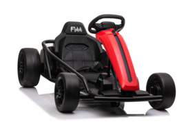 Drift Kart 24V , 2x12V9ah accu, 15Km/h, 200W motors  (SX1968rd)