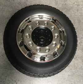 Mercedes Actros wielen, HL358 wheels